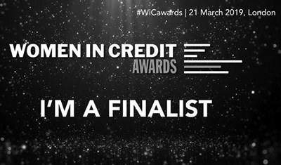 Arum has two finalists at the Women in Credit Awards 2019