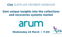 WATCH ON DEMAND - Gain unique insights into the collections and recoveries systems market